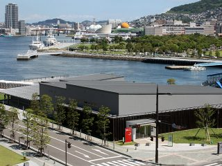 長崎松が枝新国際ターミナルビル新築工事