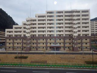 大園団地(2期)公営住宅新築主体工事(2)