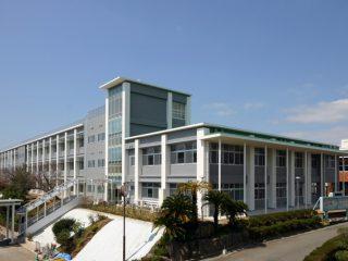 長崎南高校管理普通教室棟改築工事(1工区)
