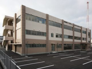看護研究研修センター(仮称)等新築工事