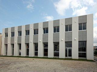 長崎南高校図書館棟改築工事