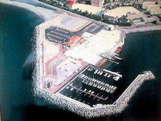 長崎港(福田地区)