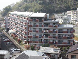 ファミーユ南長崎弐番館大規模改修工事